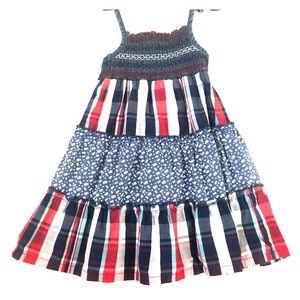 Kids 4th of July dress